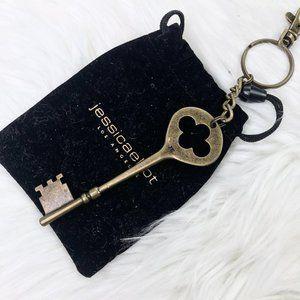 Jessica Elliot Key To Success Bag Charm